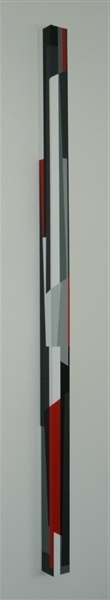 nr.2006-12 rechts , 208x8x8cm.